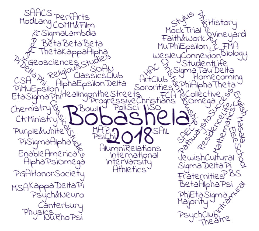 2018 Bobashela - Millsaps College Yearbook