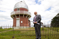 Tom Howorth and the Observatory