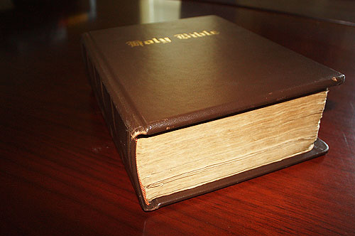 Millsaps Family Bible