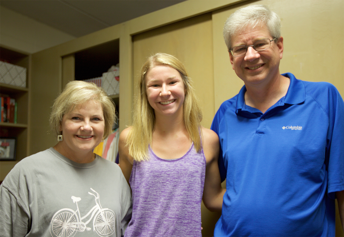 Millsaps College Move-In Day