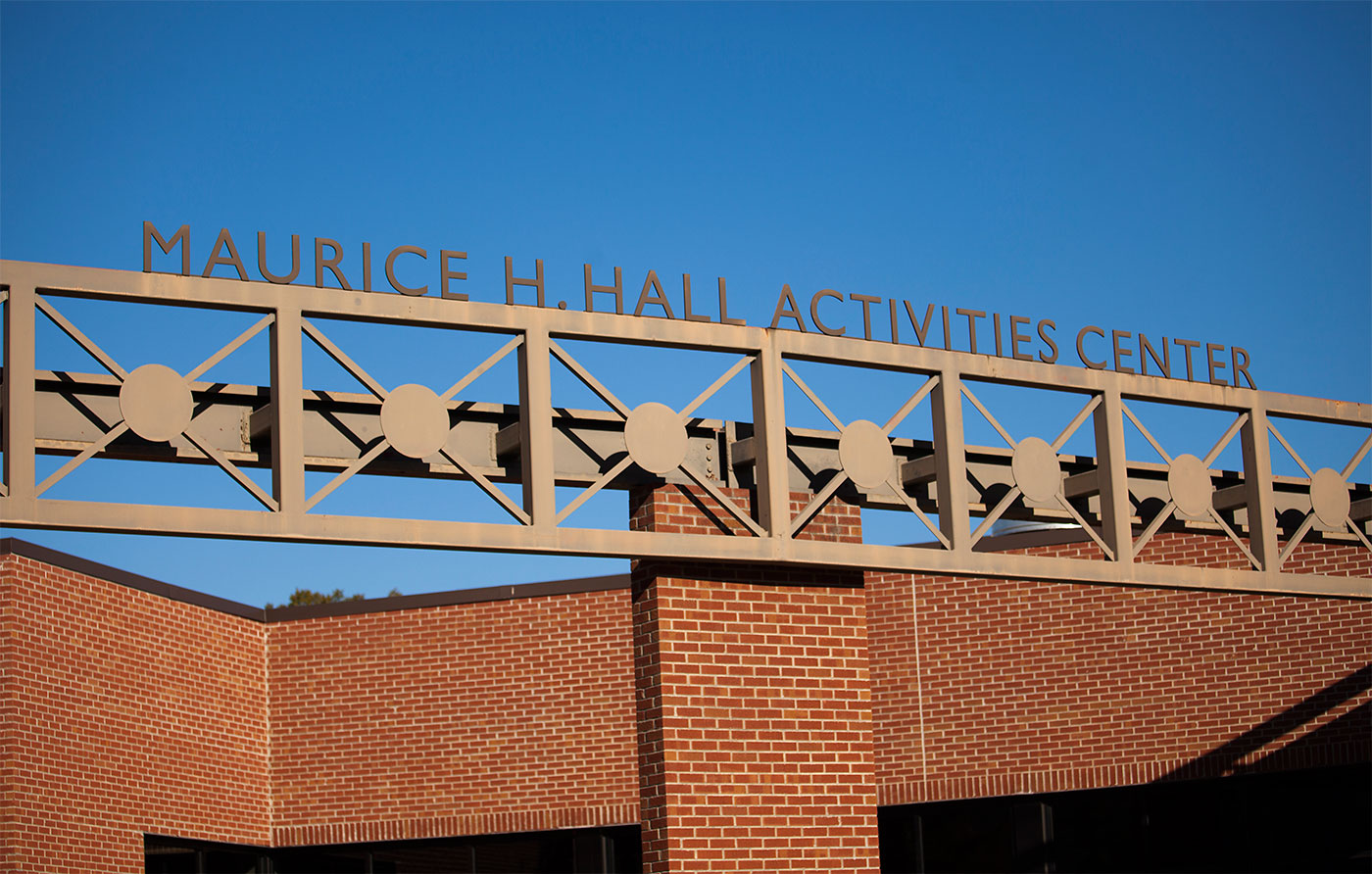 Maurice H. Hall Activities Center
