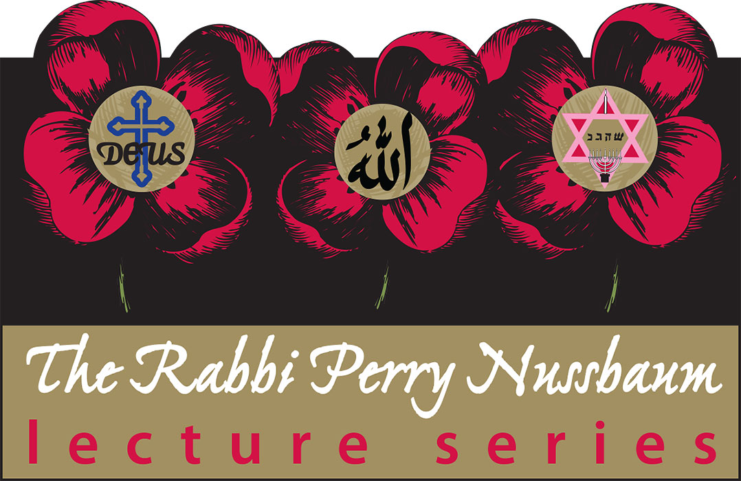 Rabbi Perry Nussbaum Lecture Series