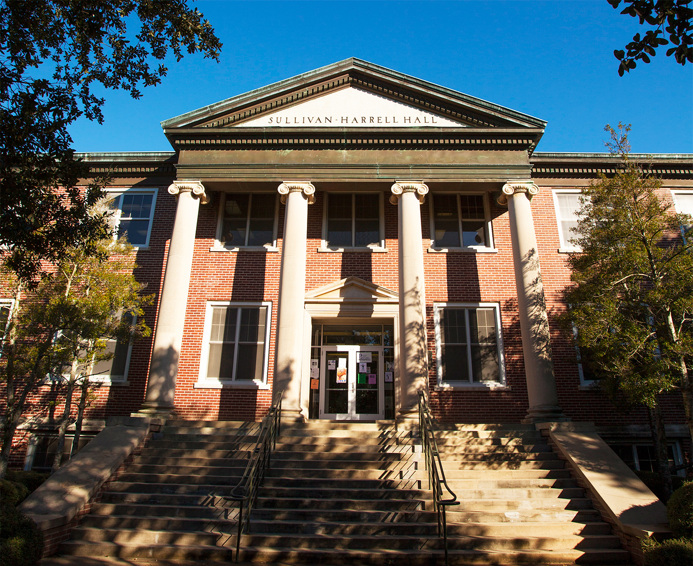 Sullivan-Harrell Hall